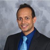 dr. praveen rajanahalli headshot