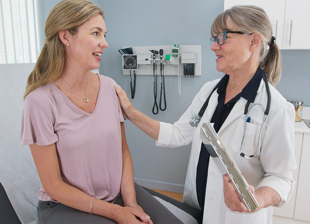 primary care doctor appointment